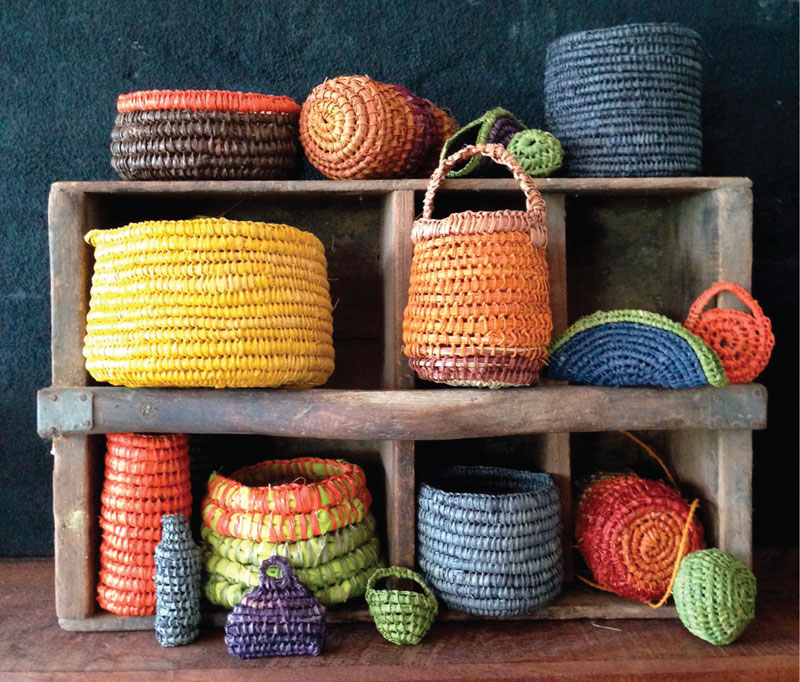 Basket Weaving Supplies Melbourne : Coiled basket weaving stitches and craft sydney